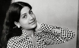 Actress Vijayashanthi Childhood pictures 1