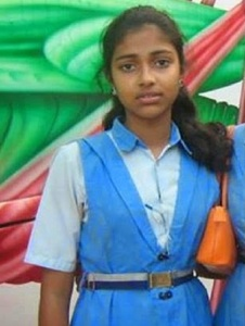 Amala Paul Childhood pictures 1