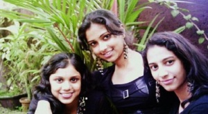 Amala Paul Childhood pictures 8