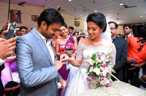 Amala Paul Wedding photos 1