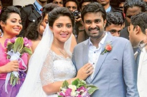Amala Paul Wedding photos 3
