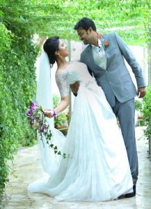 Amala Paul Wedding photos 4