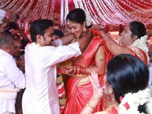 Amala Paul Wedding photos 6