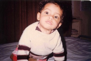 Archana Kavi Childhood pictures 2