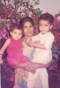Archana Kavi Childhood pictures 3