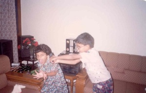 Archana Kavi Childhood pictures 6