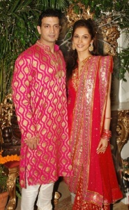Isha Koppikar Wedding photos 2