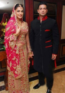 Isha Koppikar Wedding photos 3