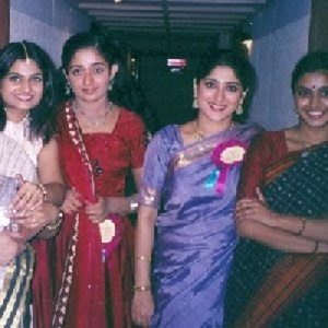 Lakshmi Gopalaswamy Childhood pictures 6