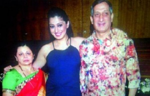 Lakshmi Rai parents father Ram Rai and mother Manjula