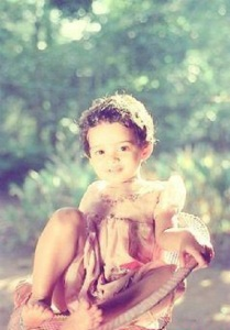 Malayalam actress Bhavana Childhood pictures 8