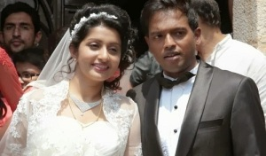 Meera Jasmine Wedding photos 1