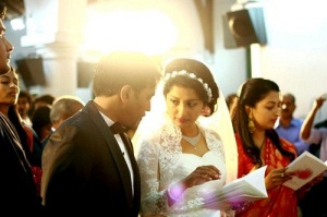 Meera Jasmine Wedding photos 5