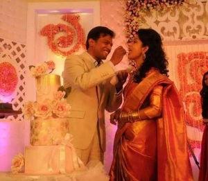 Meera Jasmine Wedding photos 6