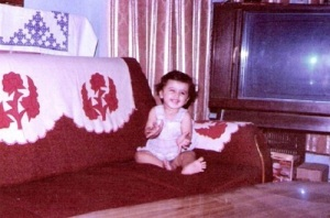 Taapsee Pannu Childhood pictures 1
