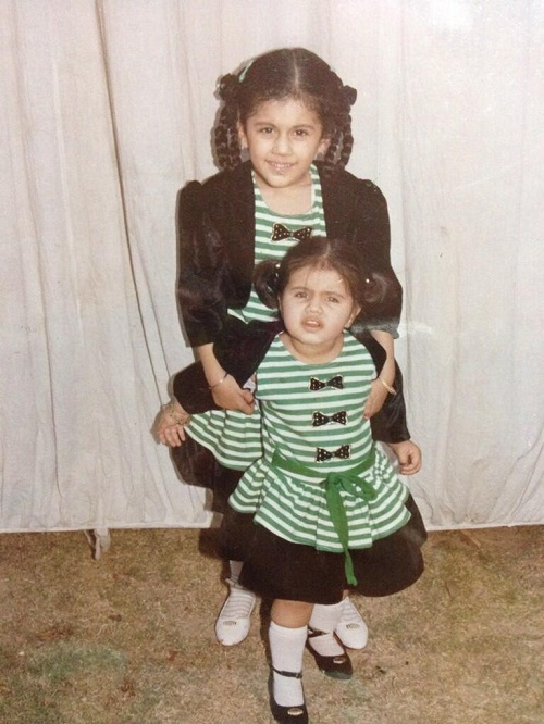 taapsee pannu family childhood photos celebrity family wiki