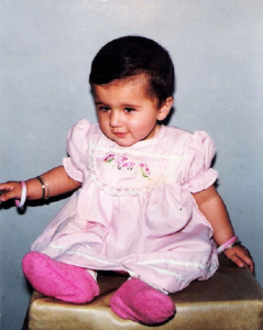 Taapsee Pannu Childhood pictures 5