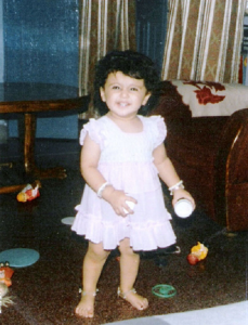 Taapsee Pannu Childhood pictures 6