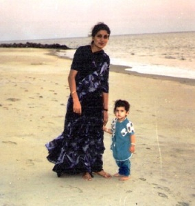 Taapsee Pannu Childhood pictures 8