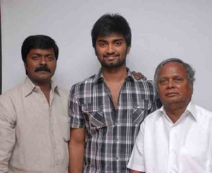 Tamil actor Atharva grandfather Siddalingaiah