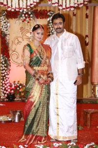 Tamil actor Prasanna Wedding photos 2