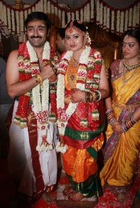 Tamil actor Prasanna Wedding photos 3