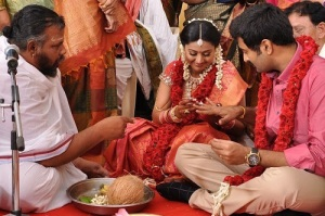Tamil actor Prasanna Wedding photos 4
