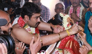 Tamil actor Prasanna Wedding photos 5