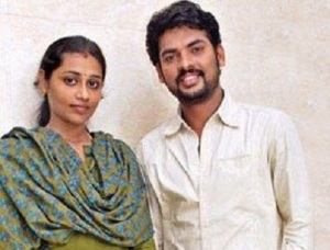 Tamil actor Vimal wife Priyadarshini