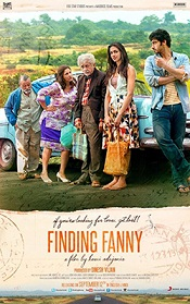 4. Finding Fanny – 2014