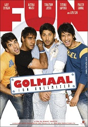 5. Golmaal Fun Unlimited – 2006