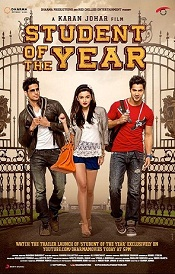 7. Student of the Year – 2012