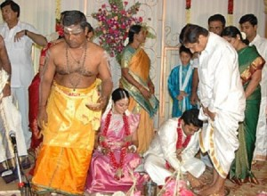 Jyothika Saravanan Wedding photos 3