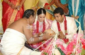 Jyothika Saravanan Wedding photos 4