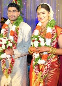 Mamta Mohandas Wedding photos with Prajith Padmanabhan