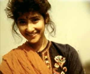 Manisha Koirala Childhood pictures 6