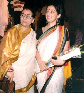 Manisha Koirala parents mother Sushma Koirala