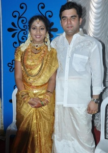 Navya Nair Wedding photos 1