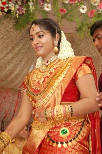 Navya Nair Wedding photos 3