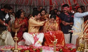 Navya Nair Wedding photos 4