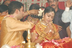 Navya Nair Wedding photos 5