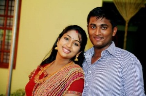 Navya Nair brother rahul