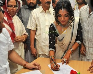 Rima Kallingal Wedding photos 4