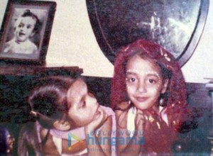 Riya Sen Childhood pictures 3