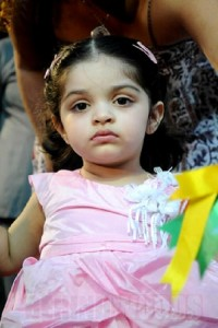 Shalini Kumar children daughter Anoushka