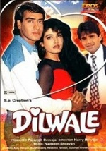 3. Dilwale – 1994
