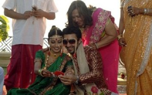 Aashish Chaudhary Wedding photos 3