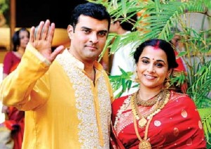 Aditya Roy Kapoor Brother Siddharth Roy Kapur and sister in law Vidya Balan