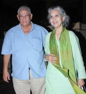 Aditya Roy Kapoor Parents father Mr. Roy Kapur