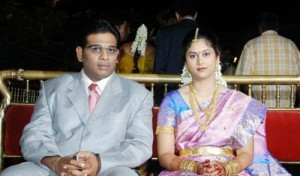 Allu Sirish Brother Allu Venkatesh and sister in law Neelima